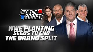 Is WWE Planning On ENDING The Raw/Smackdown Live Brand Split? | Off The Script 257 Part 2