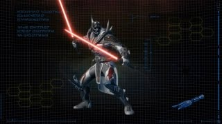 SWTOR: Sith Marauder Highest DPS Build Level 55