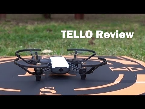TELLO Review - My Favorite $99 Smart Drone