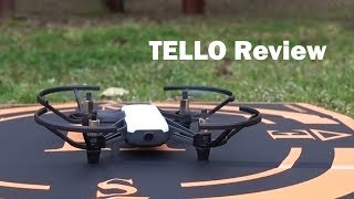 tELLO Review - My Favorite 99 Smart Drone