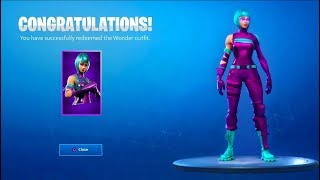 *NEW* like HAVING THE NEW SKIN WONDERFUL IN FORTNITE! 😱 (New Honor Skin)