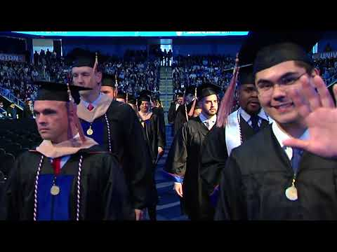 2017 December Commencement - College of Business - PART 1