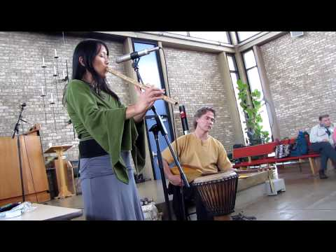 Suzanne Teng World Flute Demonstration: Turkish Ney & Egyptian Nay (7 of 8)