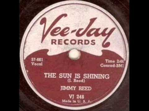 JIMMY REED  The Sun Is Shining   SEP '57 Mp3