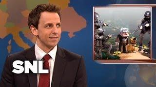 Weekend Update Favorites: Sat, May 21, 2011 - Saturday Night Live