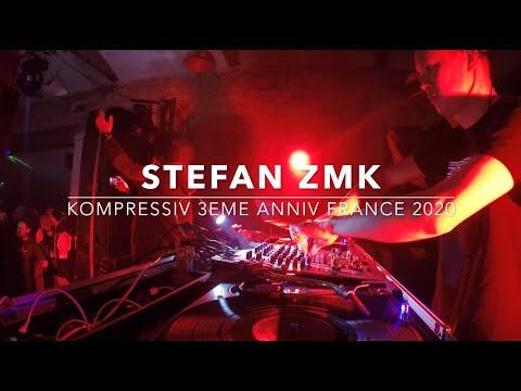 Stefan ZMK @ Kompressiv - Nantes France 18-01-2020 [ Industrial   Acid   Techno   Tekno   Hardcore ]