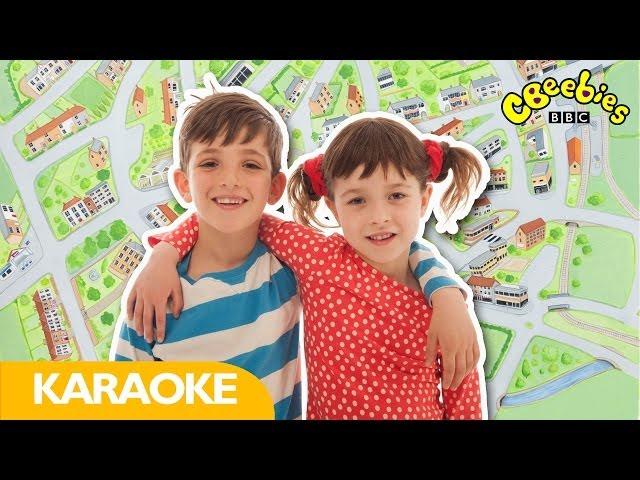 CBeebies: Topsy and Tim - Karaoke Theme Song