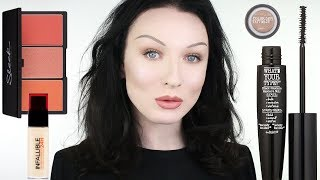 Full Face of Affordable Drugstore Makeup | John Maclean