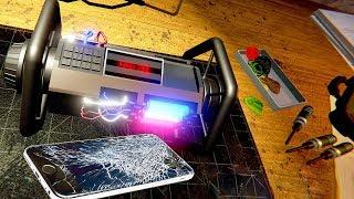 Cell Phone Hacking and Repair Simulator - Electrix Electro Mechanic Simulator Demo
