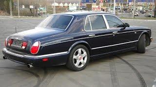 Тест Драйв Bentley Arnage 1998