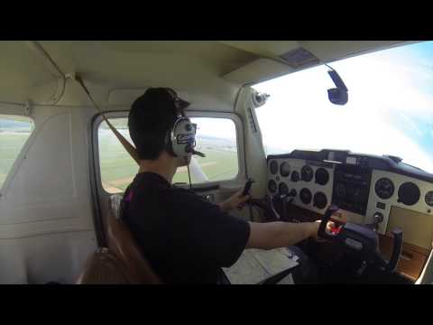 VFR 360 forced landing training