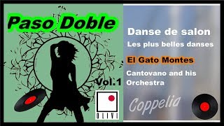 PASO DOBLE - BALLROOM DANCING - DANSE DE SALON VOL.1 - COPPELIA OLIVI