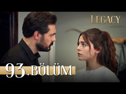 Emanet 93. Bölüm | Legacy Episode 93