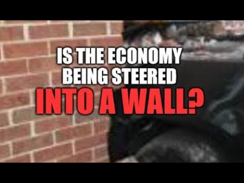 ECONOMY BEING STEERED INTO A WALL, DRIVER SHORTAGE, RISING COSTS, FINANCIAL ANXIETY SURGING