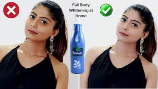 Full Body Whitening at Home 100% Work | Rinkal Soni