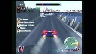 Speed Devils Online Racing Dreamcast Gameplay