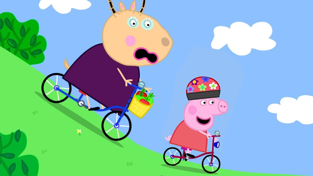 Peppa Pig Official Channel   The Police   Peppa Pig Episodes