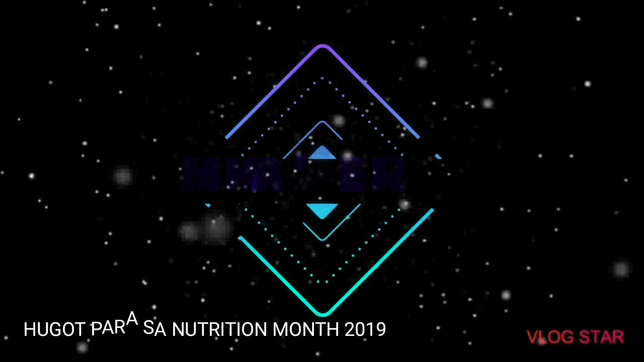 Hugot para sa NUTRITION MONTH 2019 - Home Remedies Works