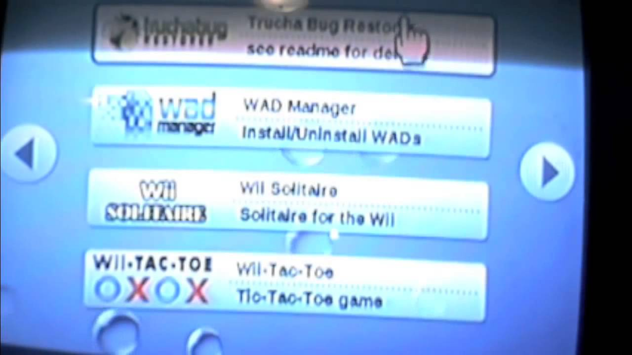 how to make wii game backups