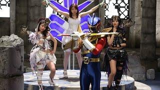 劇場版 獣電戦隊キョウリュウジャー ガブリンチョ・オブ・ミュージック(新作)