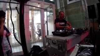 eco festival SLOVENIA dj Giano (techno set)2