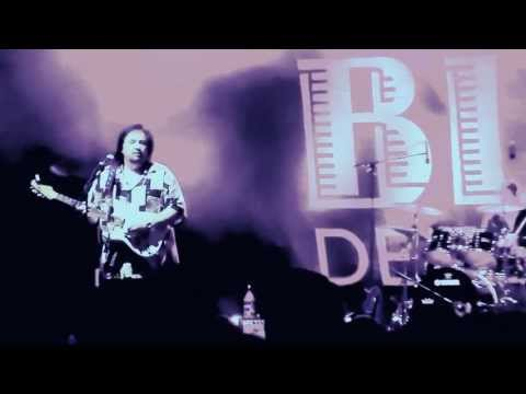Coco Montoya BEST live BLUES Guitar SOLO Tremblant 2009