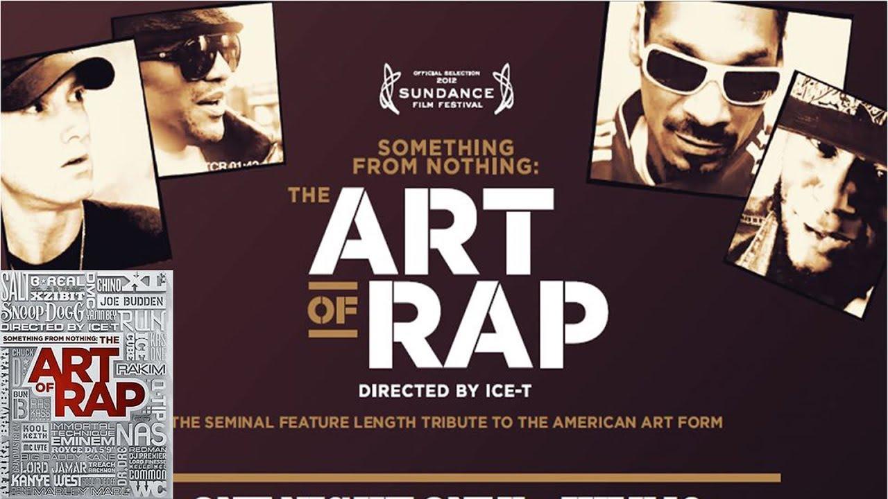 Ver LA MEJOR PELICULA Something From Nothing: The Art Of Rap en Español