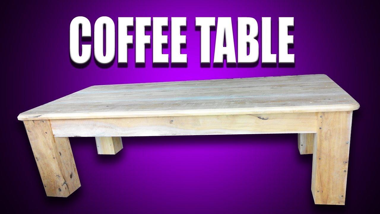 Tutorial Membuat Meja Tamu Meja Makan Coffee Table