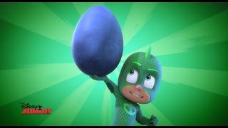 PJ Masks Super Pigiamini - L'uovo di dinosauro - Dall'episodio 11