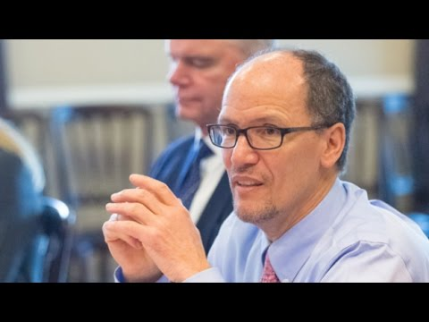 Tom Perez's WEAK Big Bank History Is Troubling