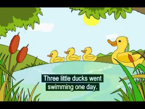 Cookie S Nursery Rhyme Video 5 Little Ducks