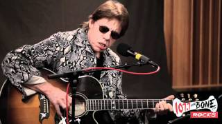 George Thorogood - I Drink Alone (Live At 107.7 The Bone) 08-01-11