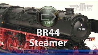 mth premier br44 steam locomotive