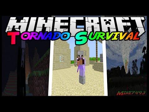 Tornado Survival Series- Season 9 Episode 3~ Wild Encounter.