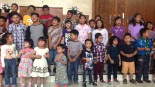 T.A.A.T. medley Trust & Obey - by Sekolah Minggu GKJ Pondok Gede