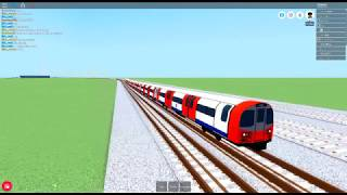 ROBLOX:Mind the Gap, Deep Level train ride from Downing Square to Alderbrook
