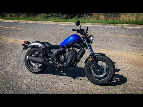 2018 Honda Rebel 300 | First Ride & Review