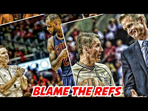 Stop Blaming the Refs. That