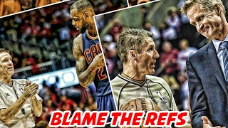 Stop blaming the refs. that's not why the warriors lost | nba news & highlights