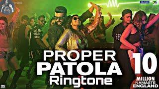 Proper Patola - Official Video | Namaste England | Arjun | Parineeti | Badshah | D