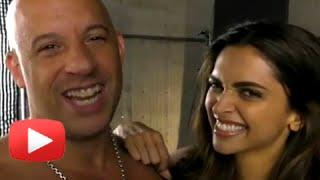 Deepika Padukone & Vin Diesel - XXX The Return Of Xander Cage | First Promo