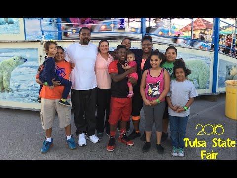 Vlogtober 8th: Tulsa State Fair