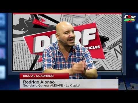Alonso: Se revisan concursos y designaciones por fuera de la normativa