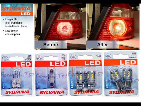 Osram Sylvania LED Premium Light Bulb Review Test All Model vs ...