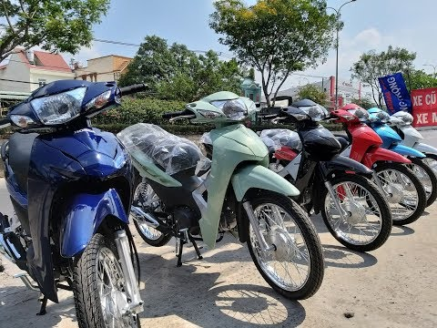 Soi Cận Cảnh Xe Honda Wave Alpha 110cc 2019 Giá Bán Tại đại Lý - Đánh Giá Các Màu Xe Mới Nhất