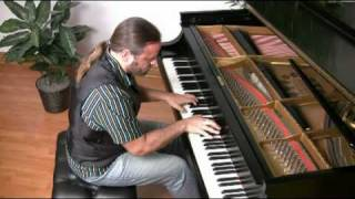 Peacherine Rag by Scott Joplin (older version) | Cory Hall, pianist-composer