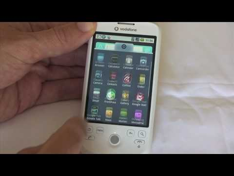 FreshFace for Android Review - Running on HTC Magic
