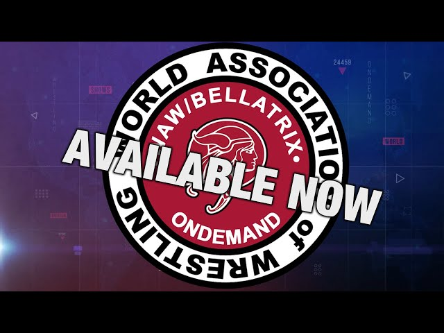 WAW & Bellatrix OnDemand AVAILABLE NOW