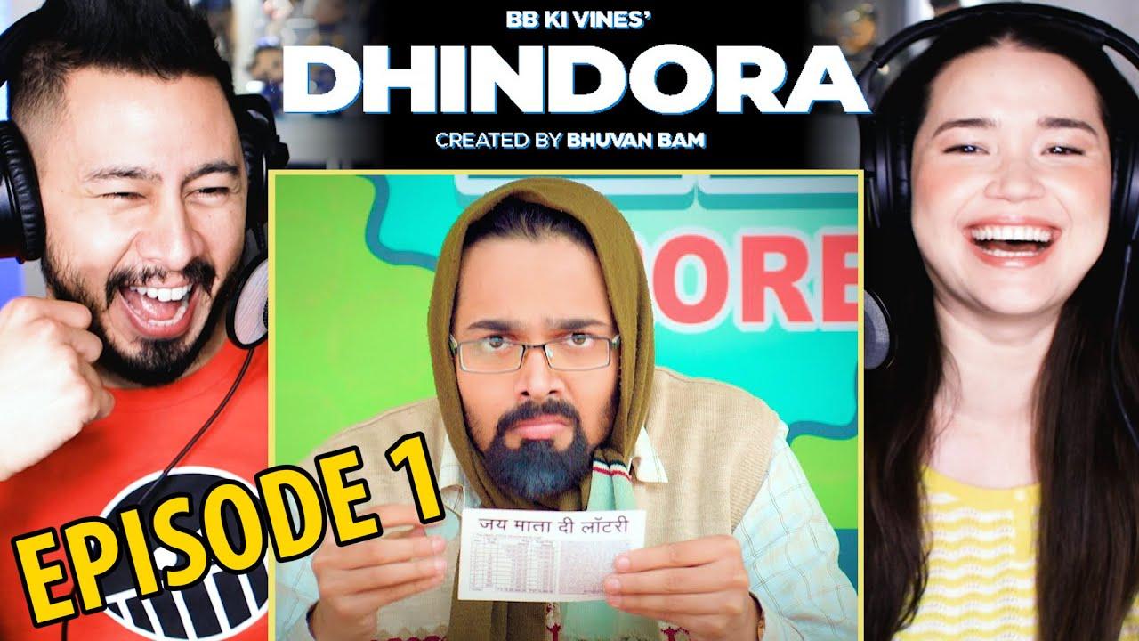 Download DHINDORA | EP 01: Lag Gayi | BB Ki Vines | Reaction!