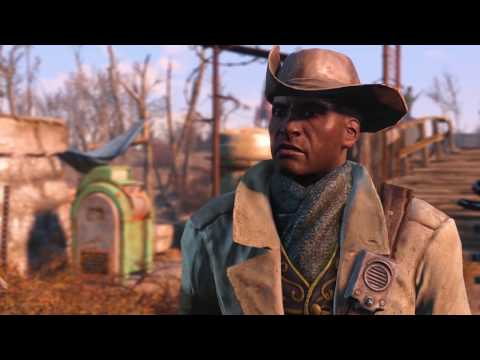 Fallout 4 - Had To Kill Preston Garvey